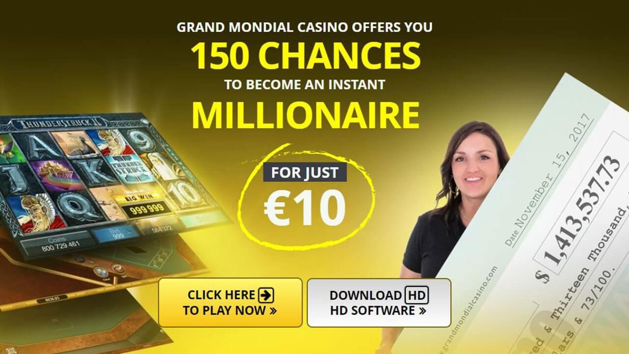 150 Chances to Become a Millionaire