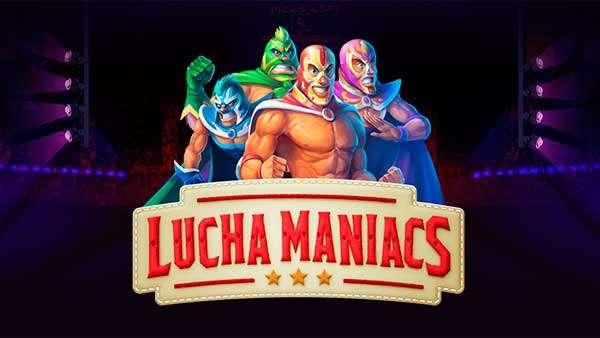 Lucha Maniacs Gratis-Spins aus Thrills