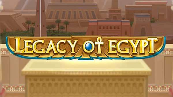 50 free spins on Lecagy of Egypt PlayFrank Casino