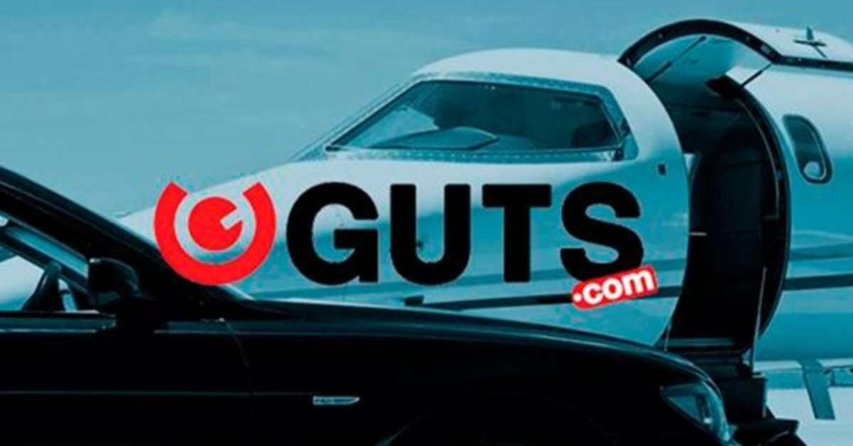 Guts JetSetter Campaign