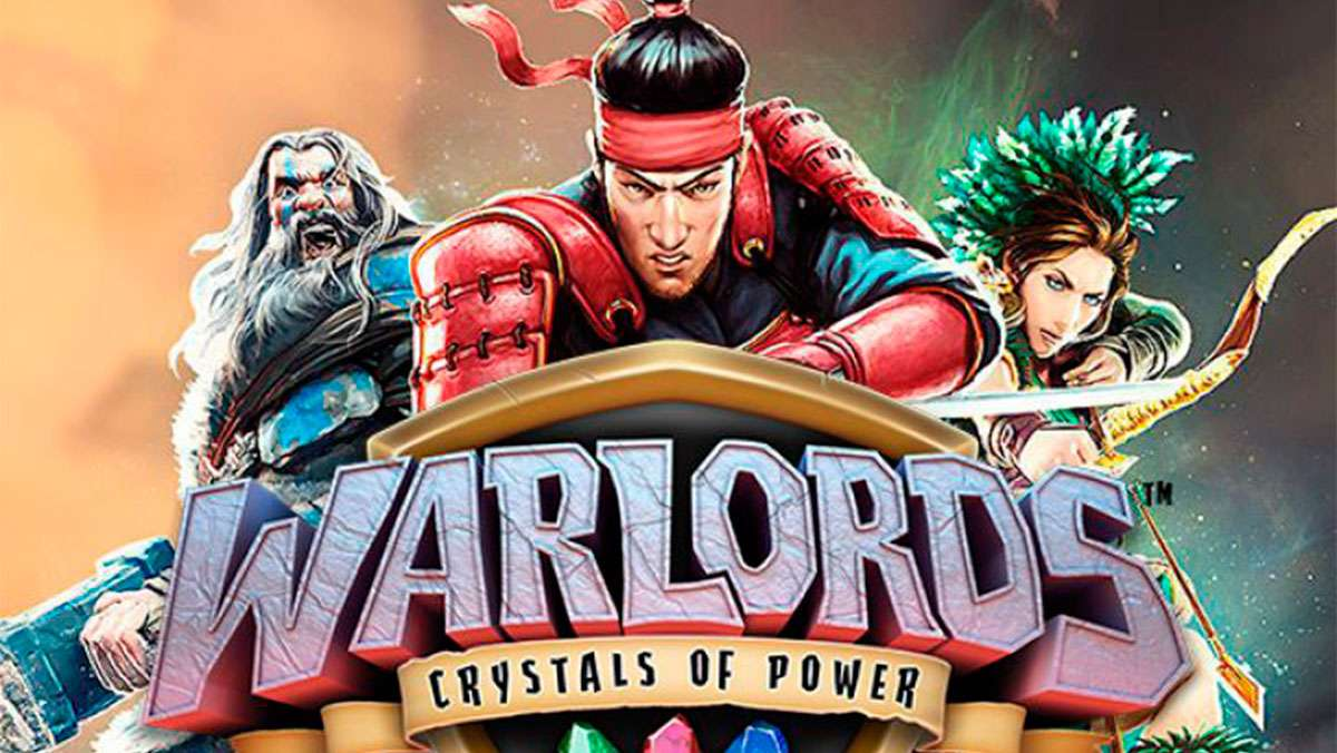 50 bonus spins on Warlords from PlayFrank