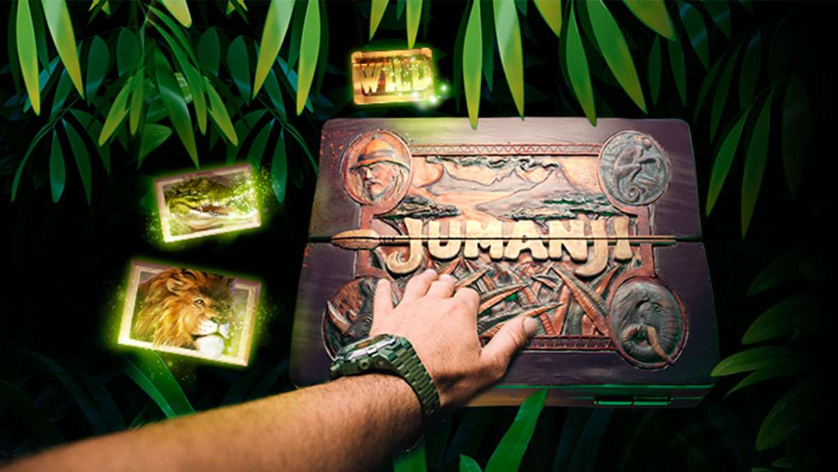 Guts Jumanji Wild Spins Campaign