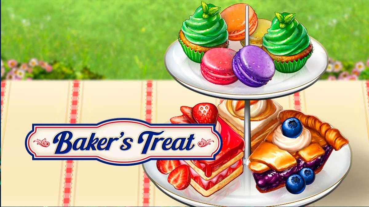 50 bonus spins on Bakers Treat PlayFrank