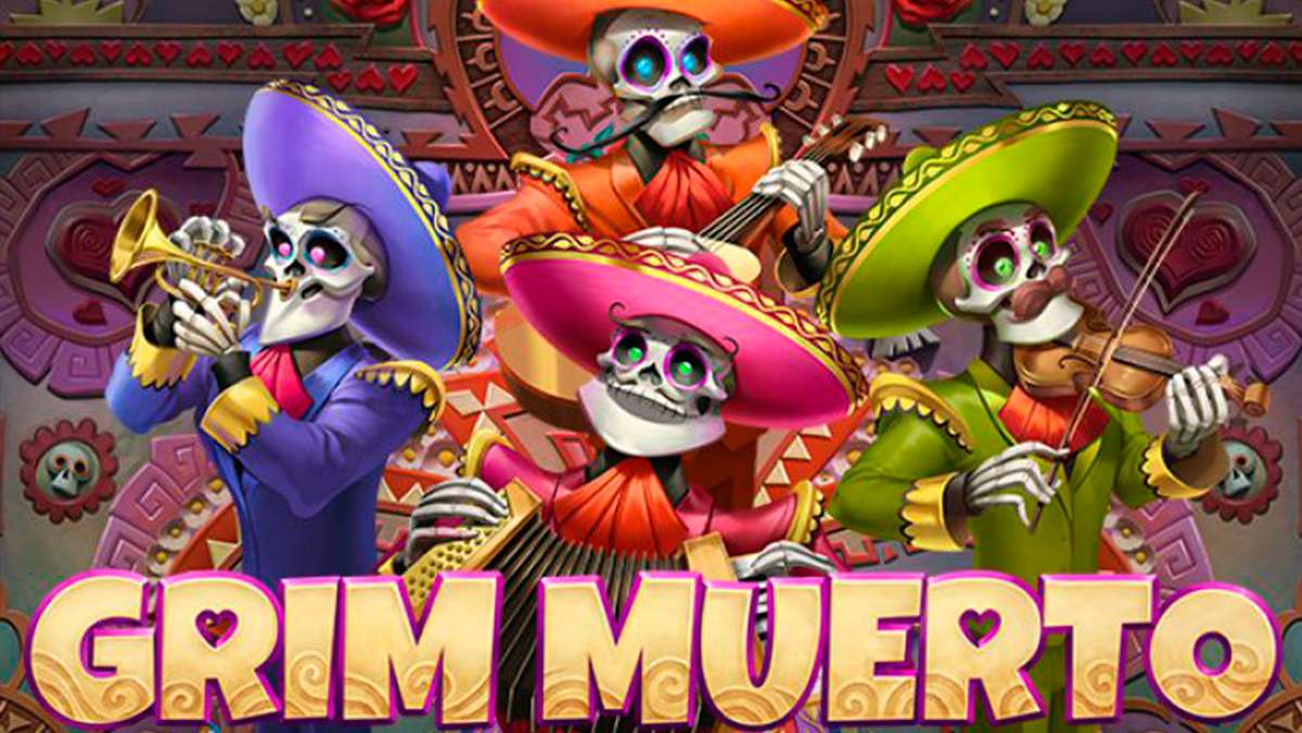 50 bonus spins on Grim Muerto PlayFrank