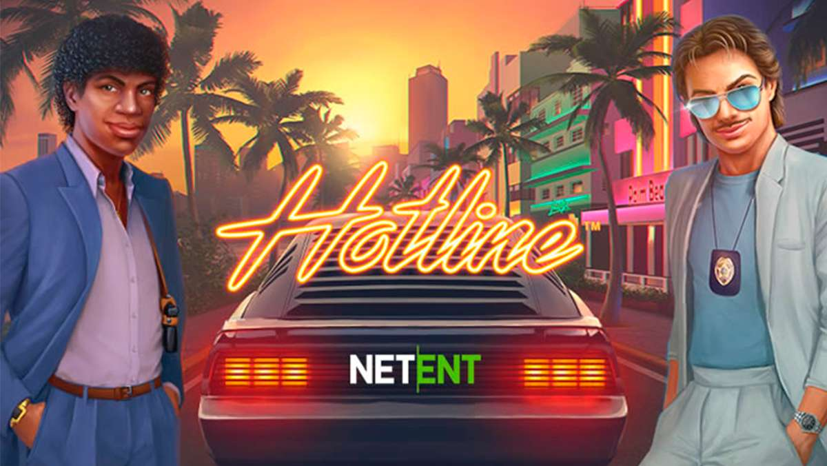 50 bonus spins på Hotline