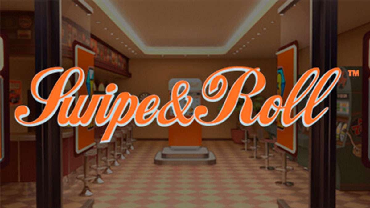 50 bonus spins on Swipe and Roll