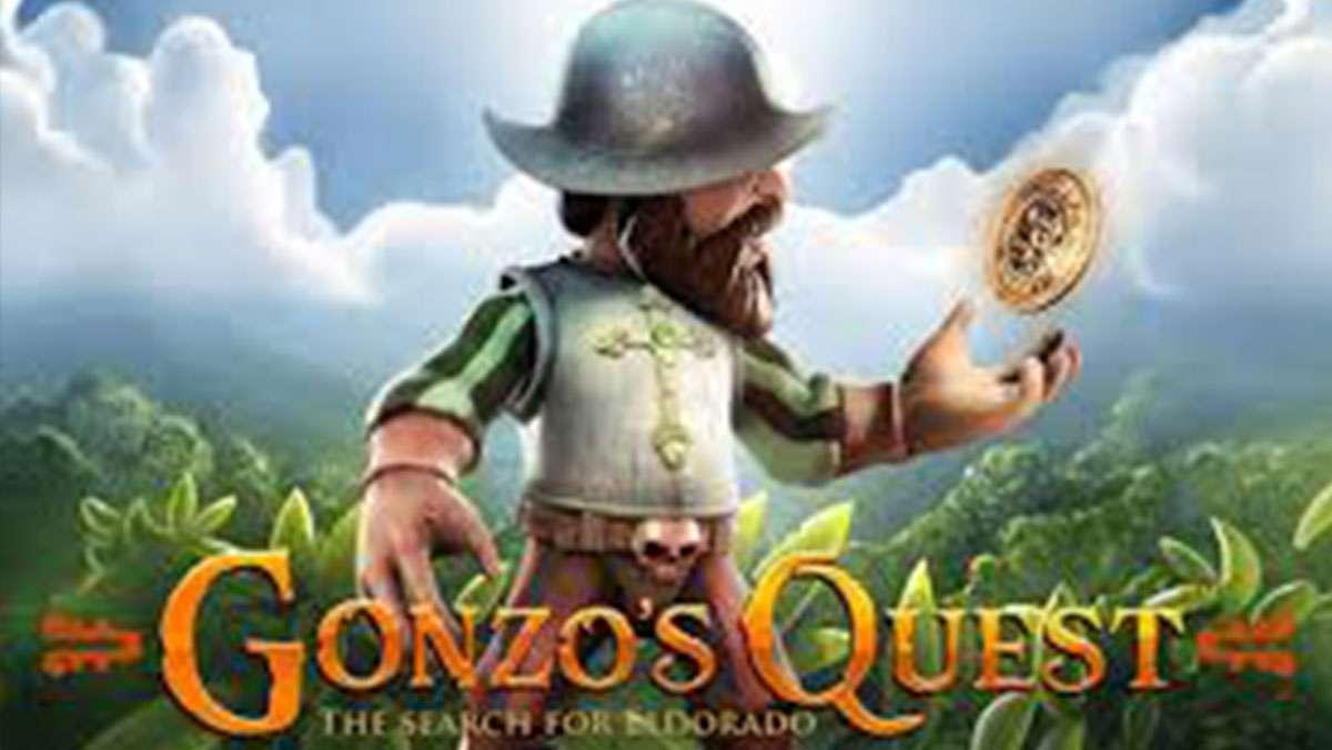 50 bonus spins on Gonzos Quest