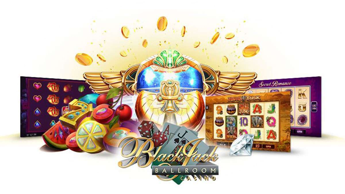 Get your 500EUR FREE BONUS at Blackjack Ballroom NOW - view