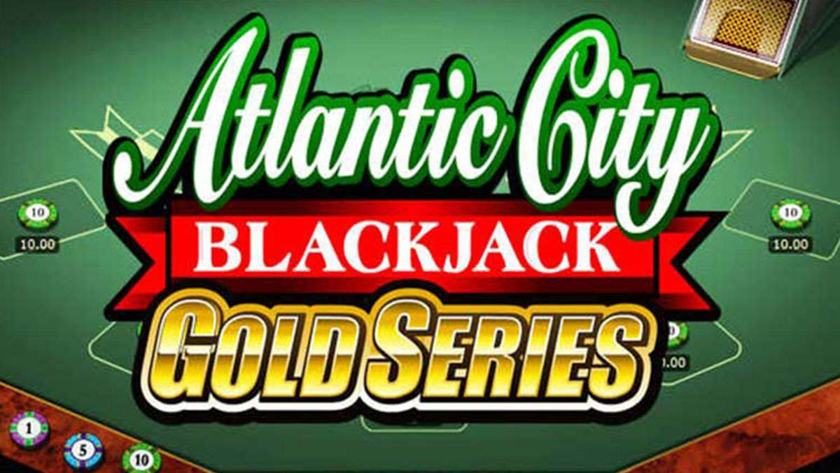 Play Atlantic City Blackjack Gold WIN 100