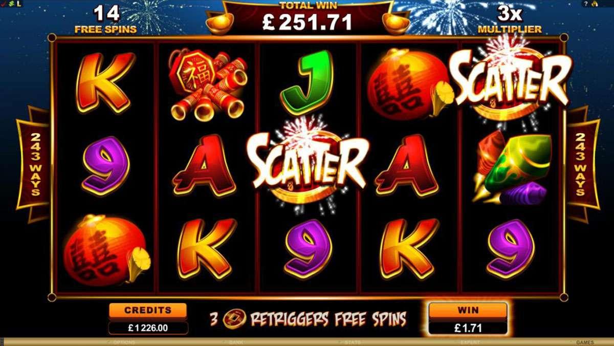 Firecracker Casino
