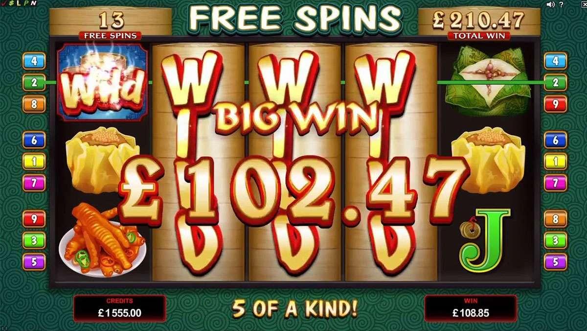 Spielen Gewinnen Sum Dim Sum in dieser Woche, und die Top 5 wagerers jeden Tag erhalten 100 USD in Ihre Rewards-Konto