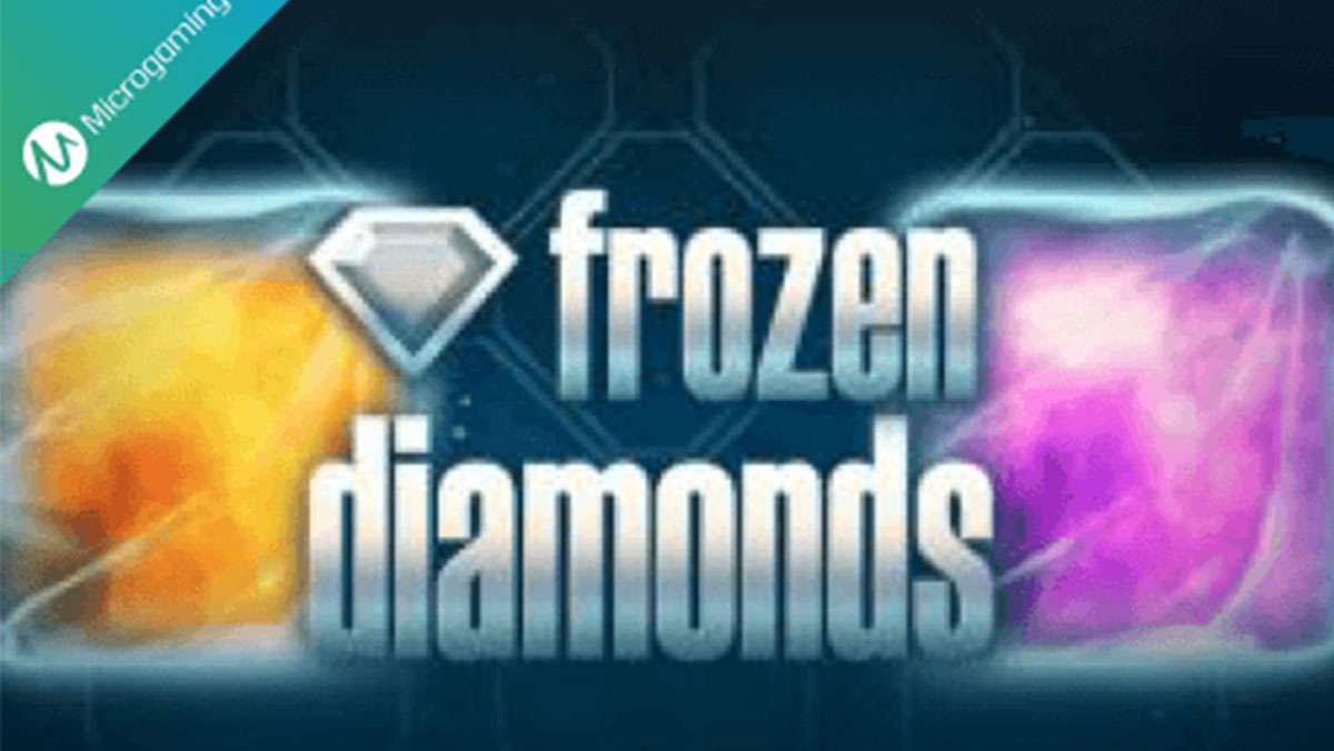 Play Frozen Diamond and the Top 5 wagerers will receive 100 USD