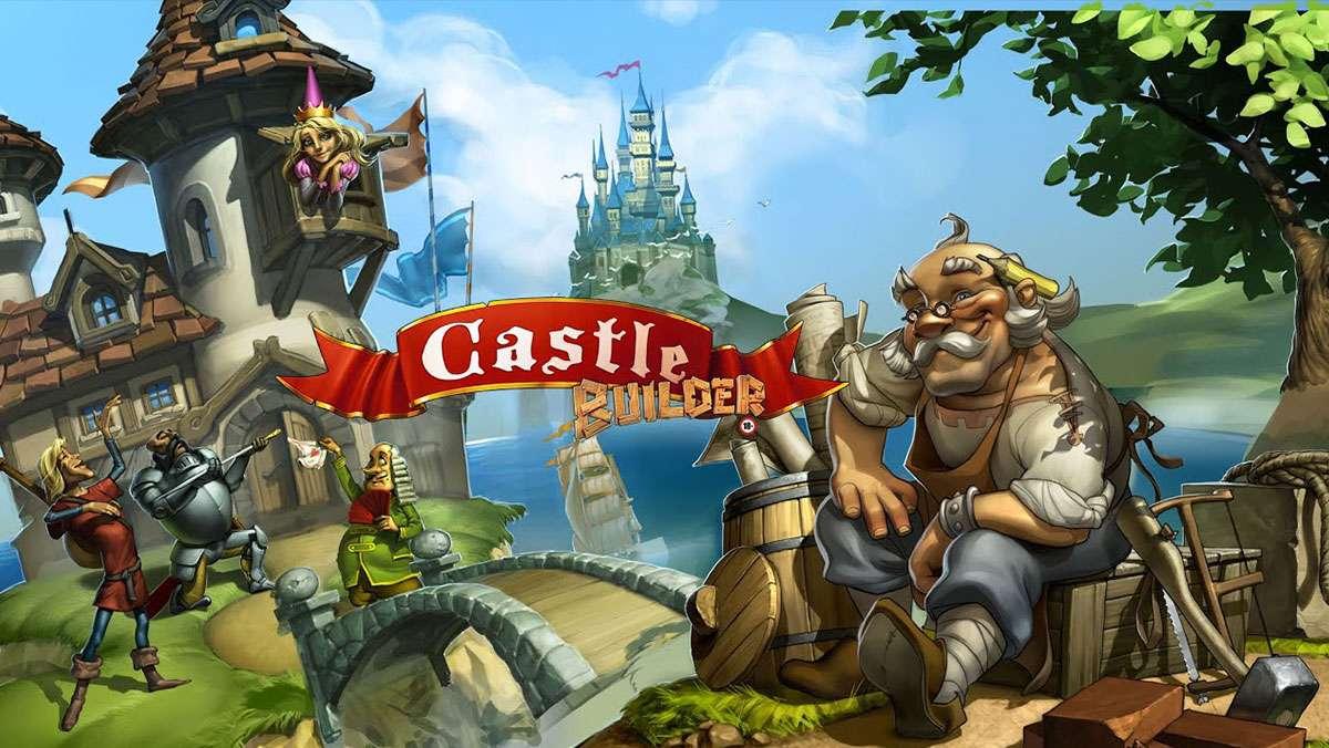 Spielen Castle Builder ll GEWINNEN Sie 100