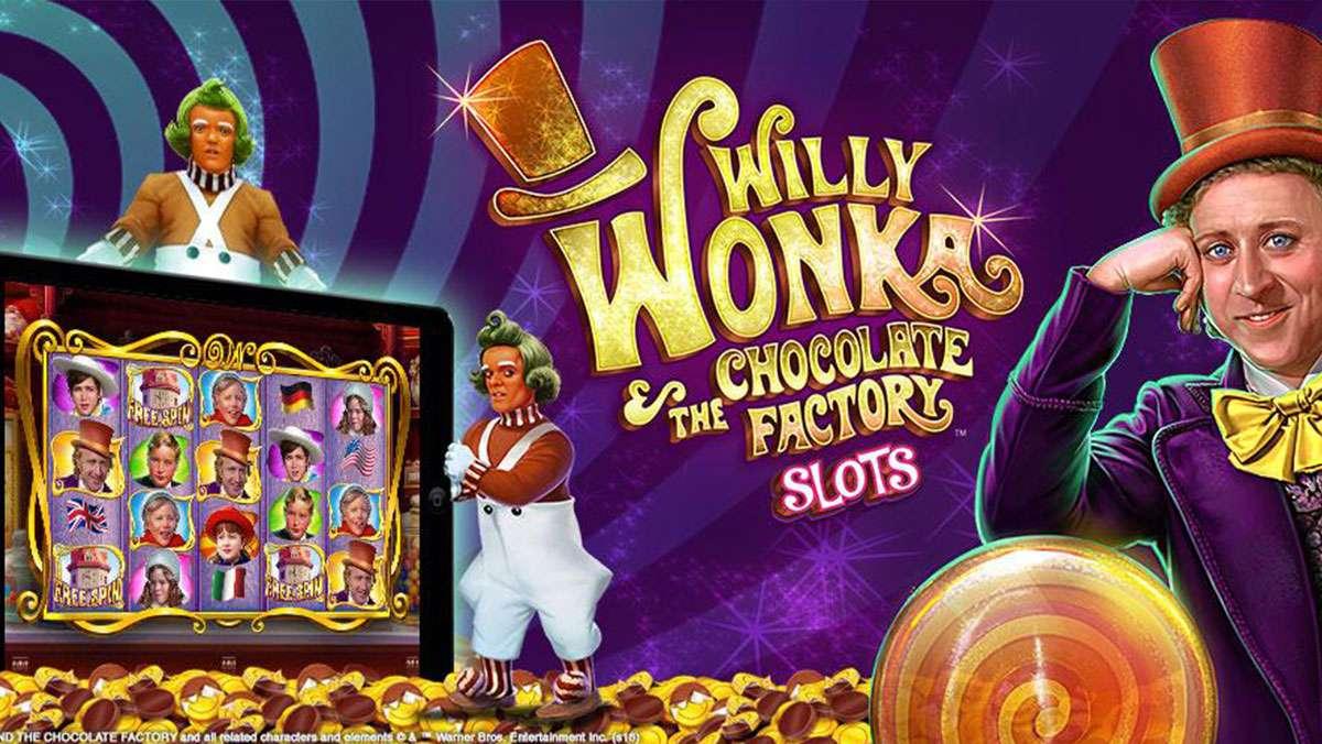 Pelata Chocolate Factory viikonloppuna ja 10 onnekasta pelaajaa saavat 100 EUROA