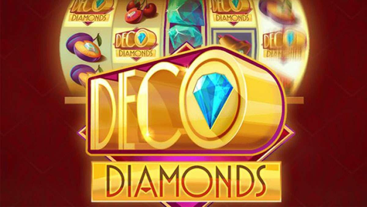 Play Deco Diamonds Deluxe WIN 100
