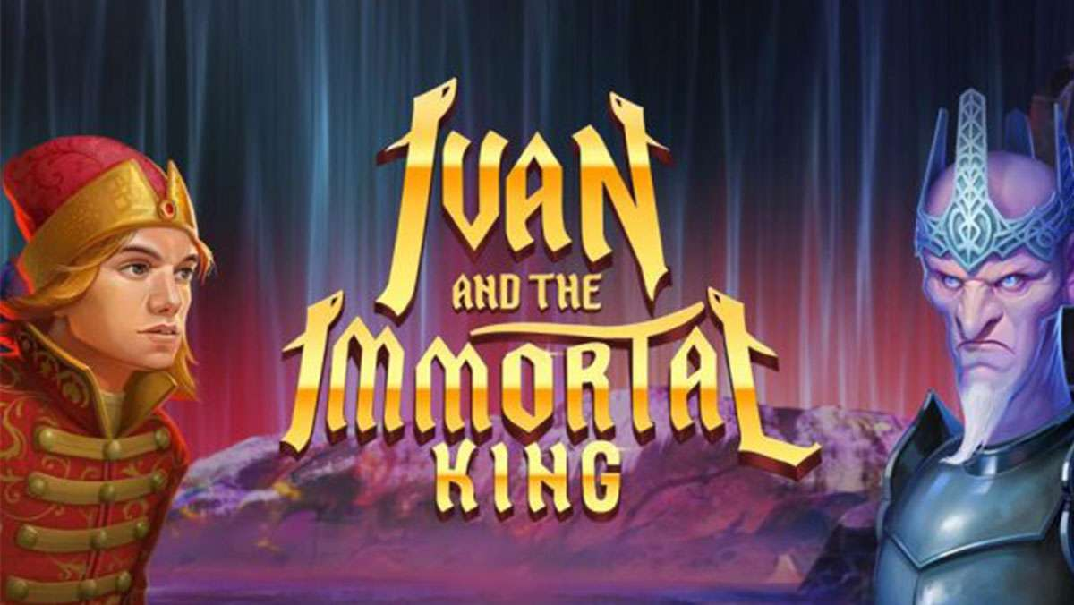 Weekend Super Spins on Ivan and the Immortal King - view