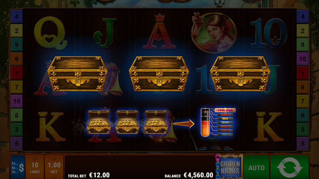 25 Free Spins for Friday on Books and Bulls Golden Nights - view