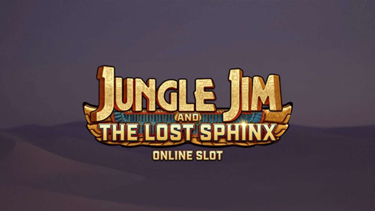 Play Jungle Jim and the Lost Sphinx and WIN 100