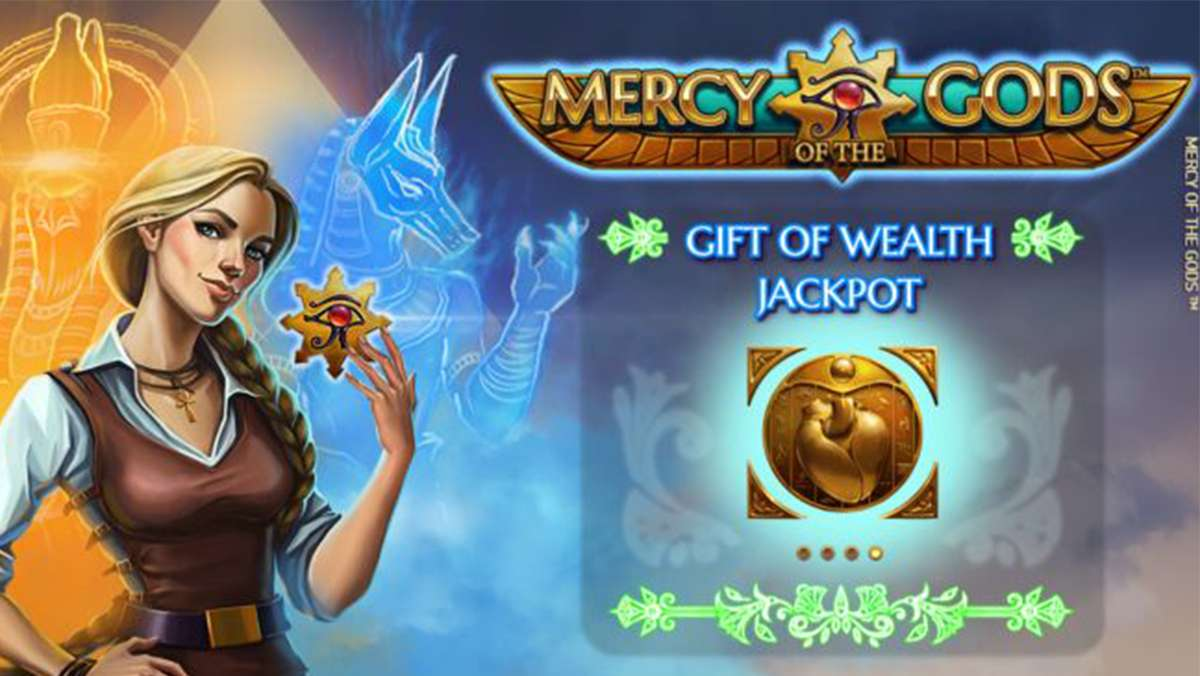 25 Free Spins on Mercy of the Gods for Thursday - view