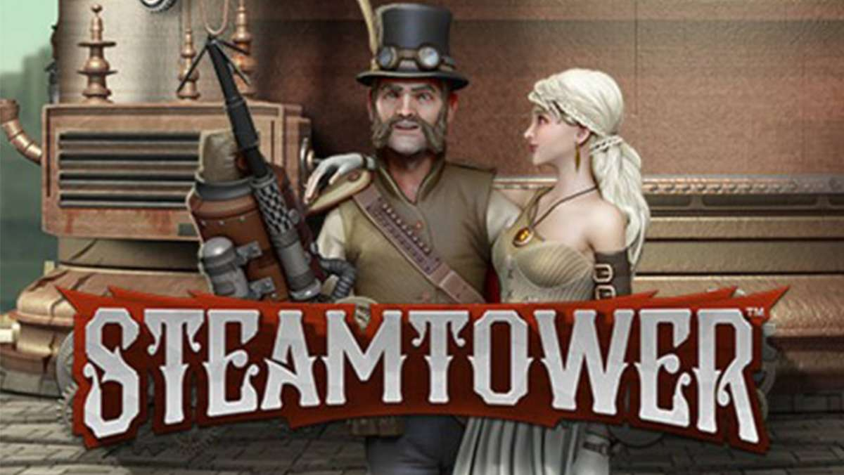 Steamtower 25 Free Spins this Friday - view