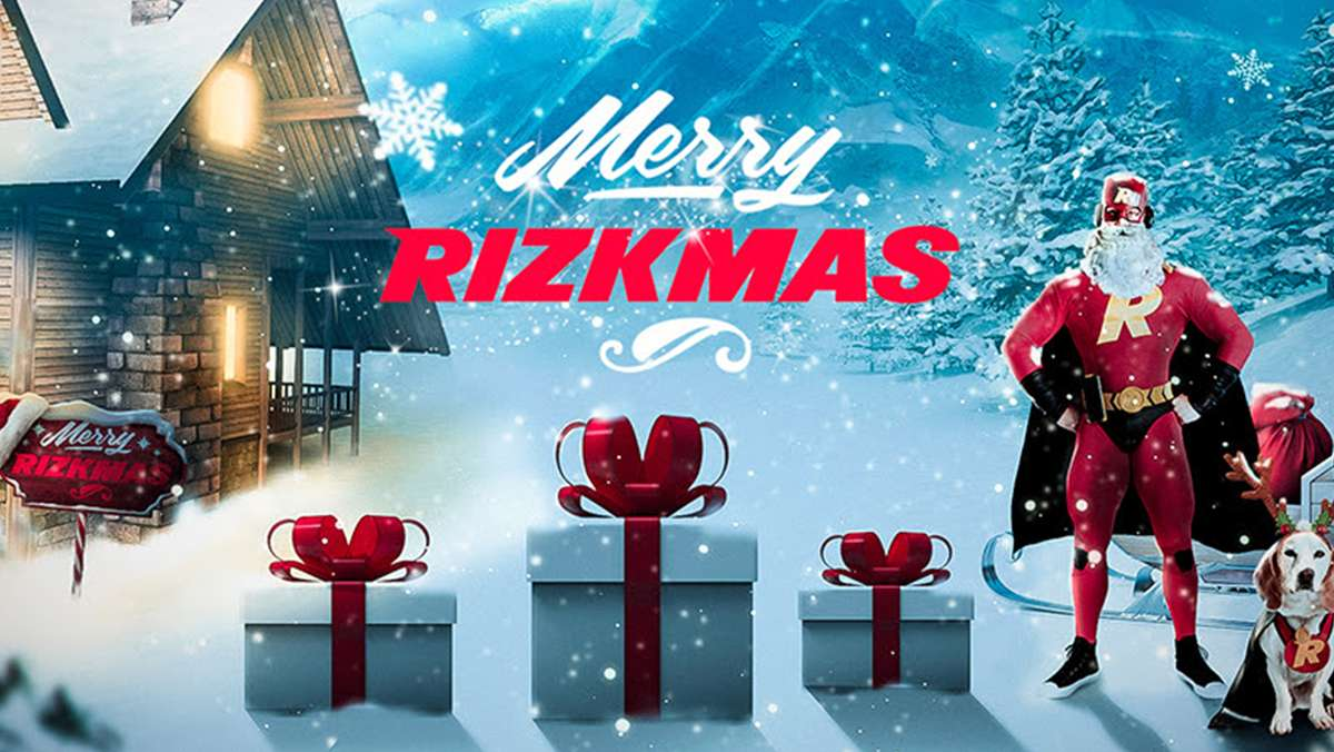 RIZKMAS is Coming