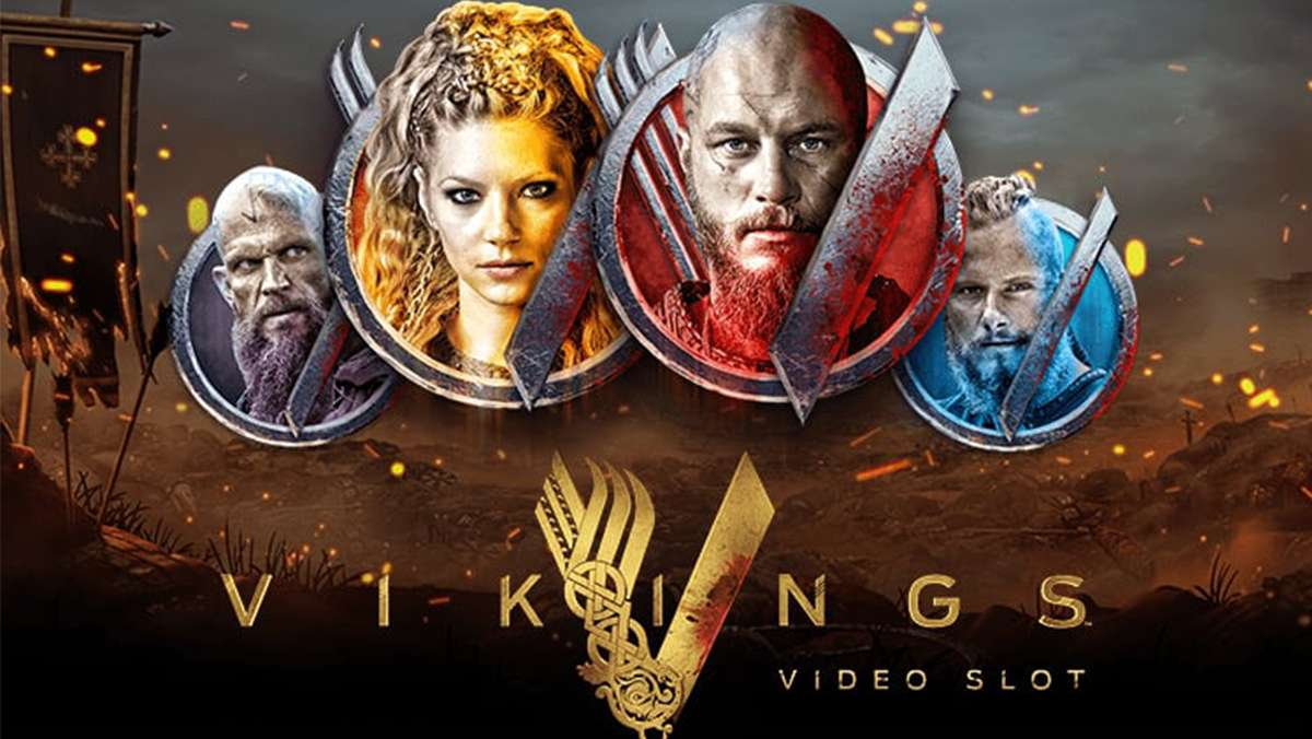 Vikings 25 Free Spins on Tuesday - view