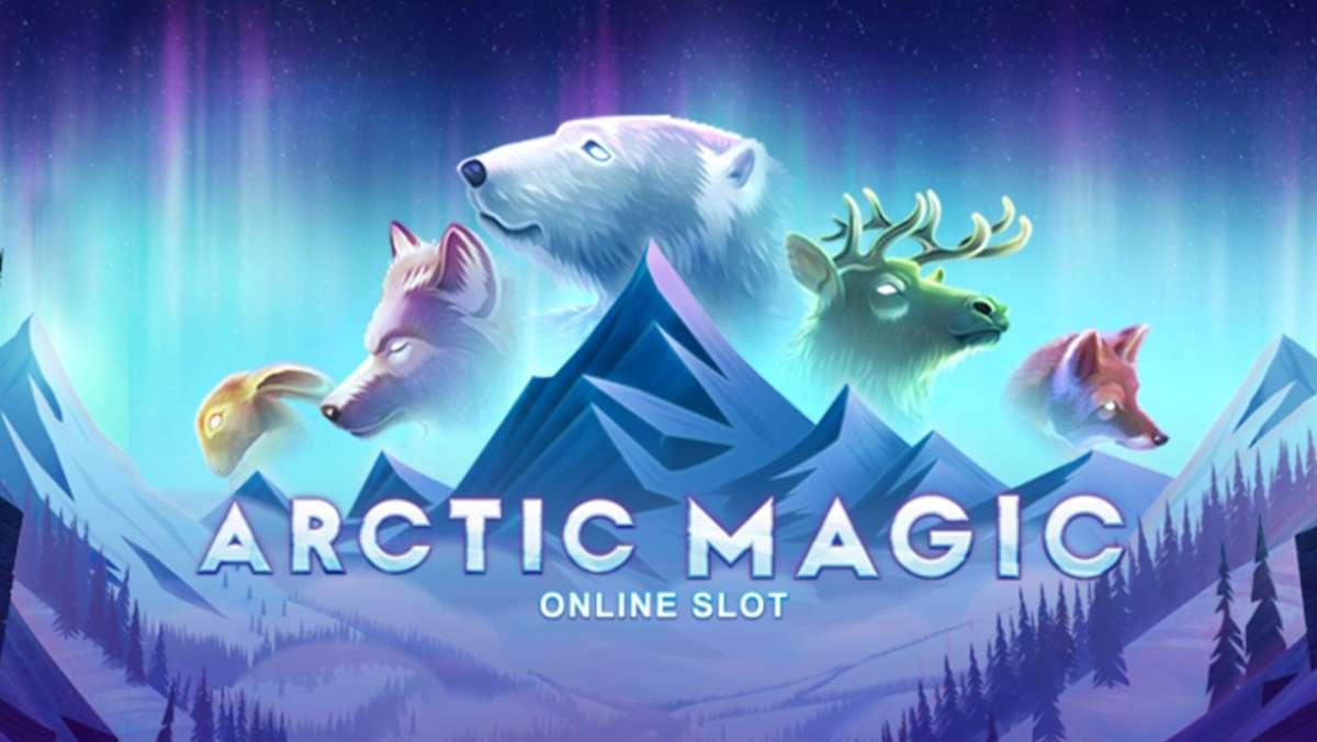 Play Arctic Magic Slot and WIN 100