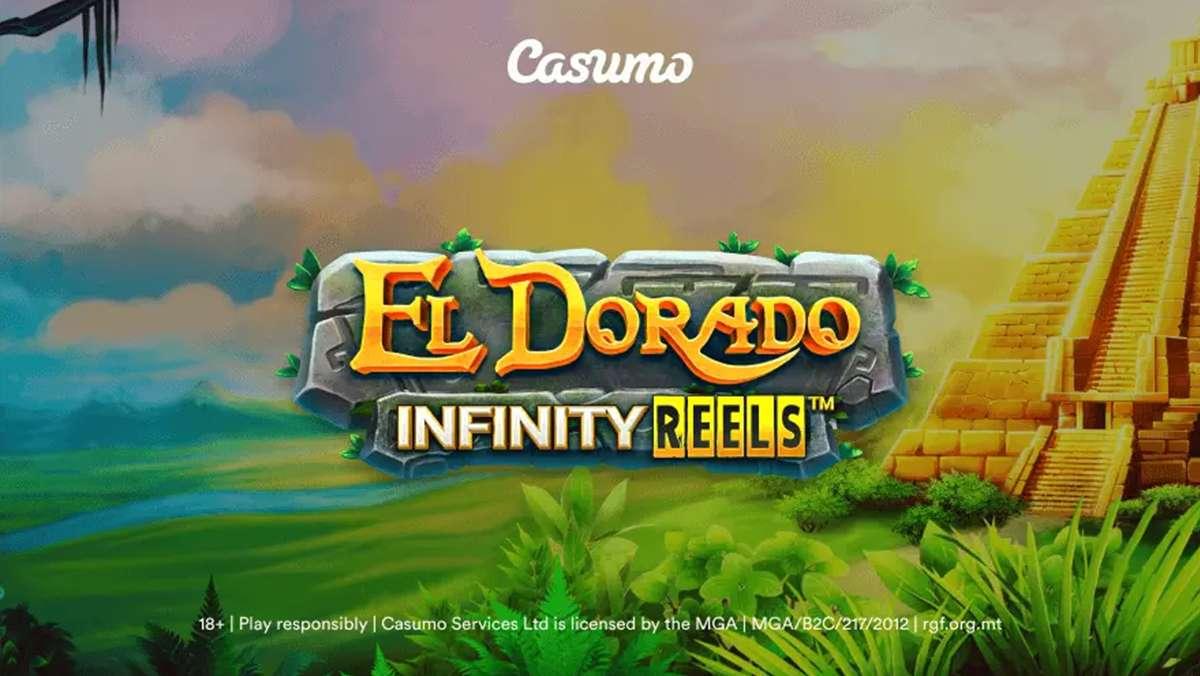 El Dorado Infinity Reels exclusively at Casumo