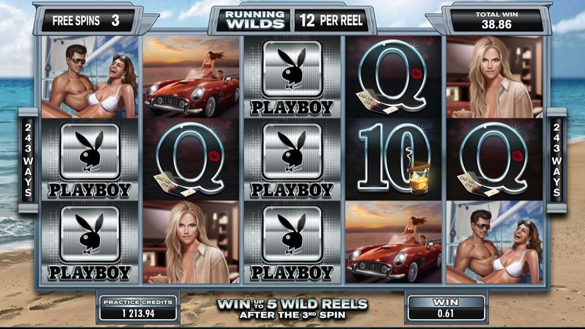 Play Playboy Gold Jackpots and WIN 100