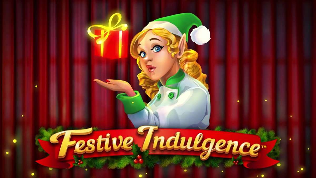 Play Festive Indulgence and WIN 100