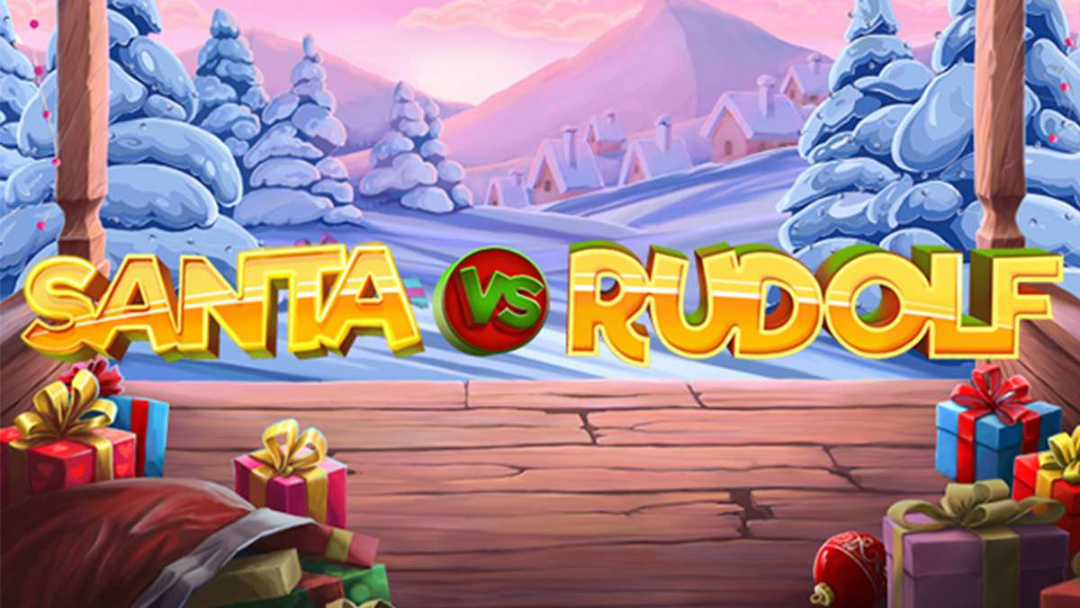 30 Free Spins on Santa vs Rudolph on Thursday - view