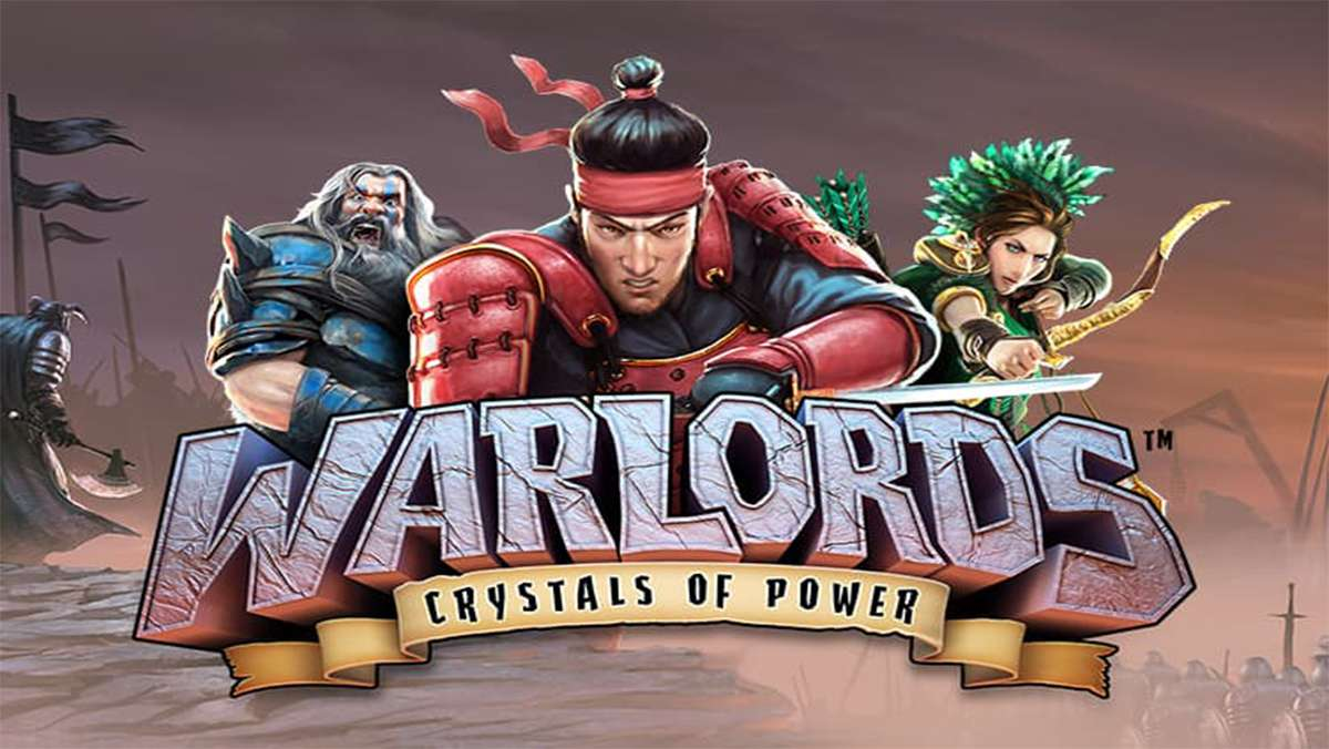 30 Free Spins on Warlords Crystals of Power for Friday