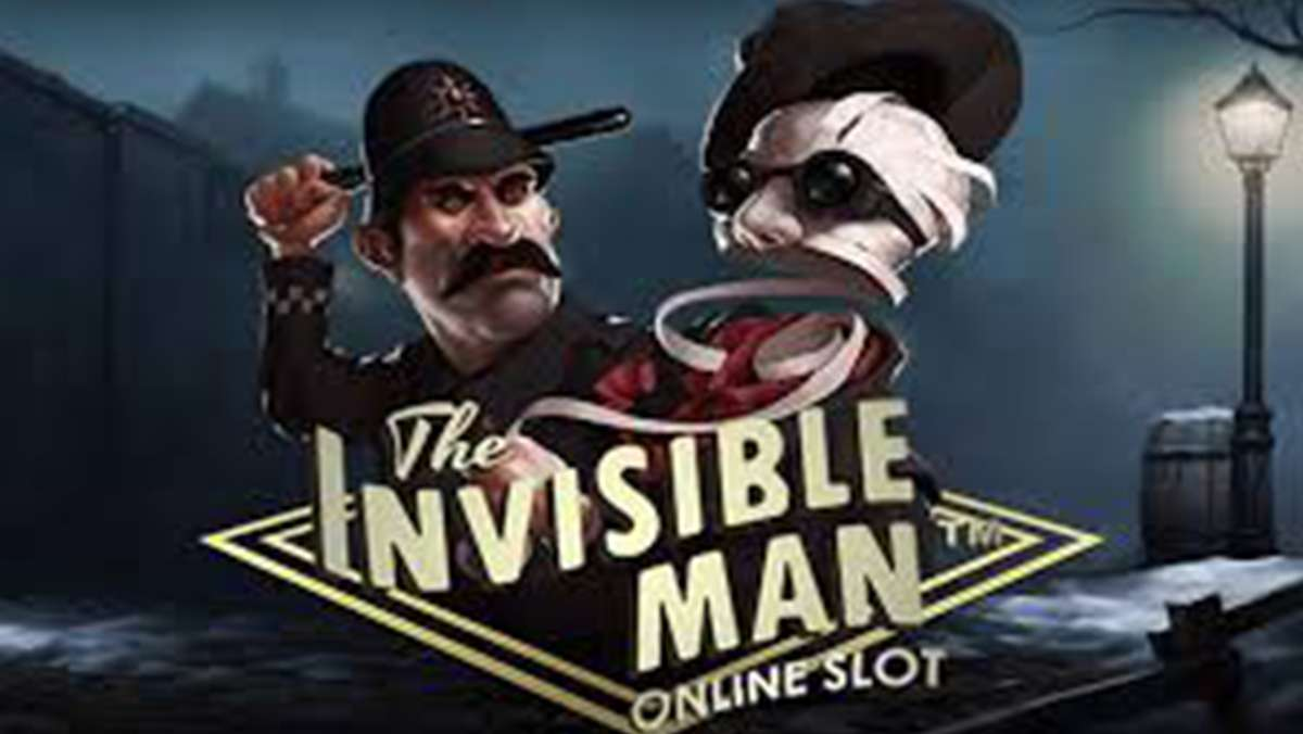 40 Free Spins on The Invisible Man on Friday