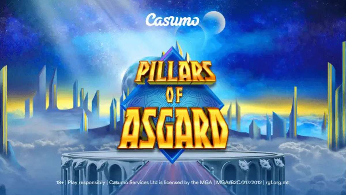 Up to 1 million winning combinations in Pillars of Asgard