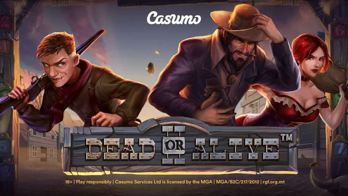 Dead or Alive II shoots out one big win after another at Casumo casino