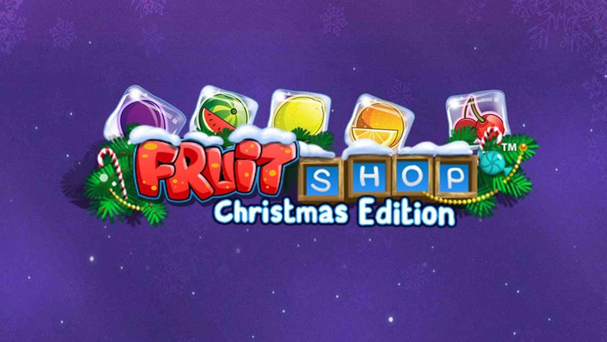 Weekend Super Spins on Fruit Shop Christmas Edition