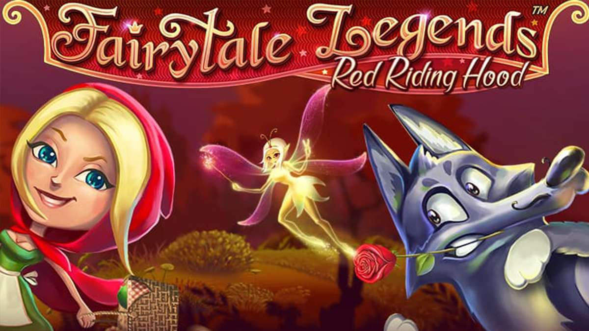 30 Free Spins on Red Riding Hood this Wednesday