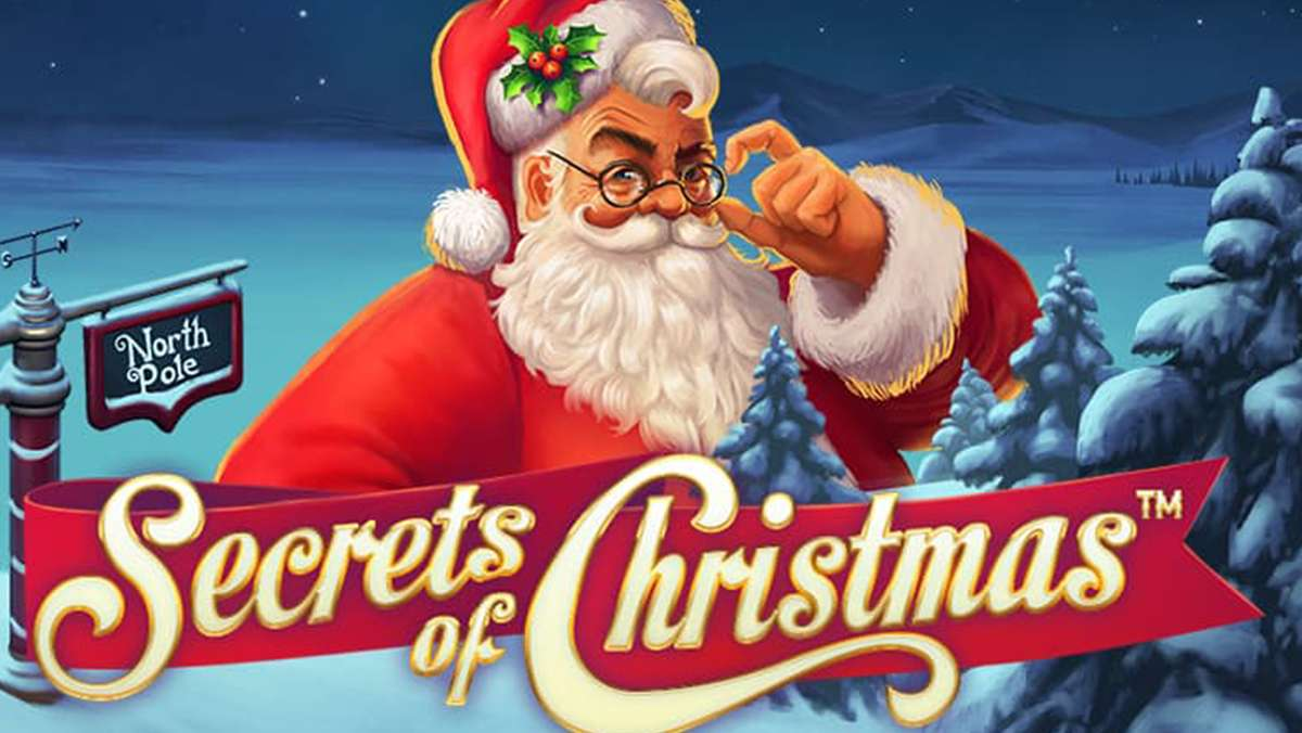 Up to 50 Super Spins worth 1 EUR each on Secrets of Christmas this Wednesday