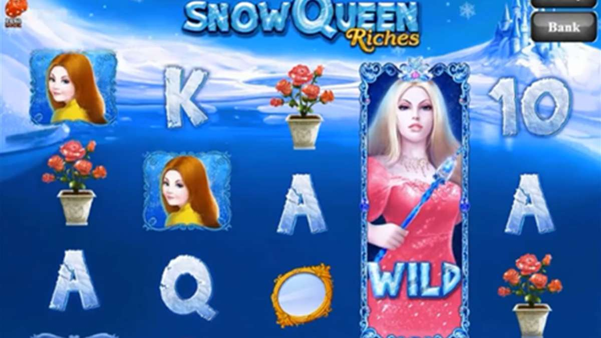 30 Free Spins on Snow Queen Riches on Monday - view