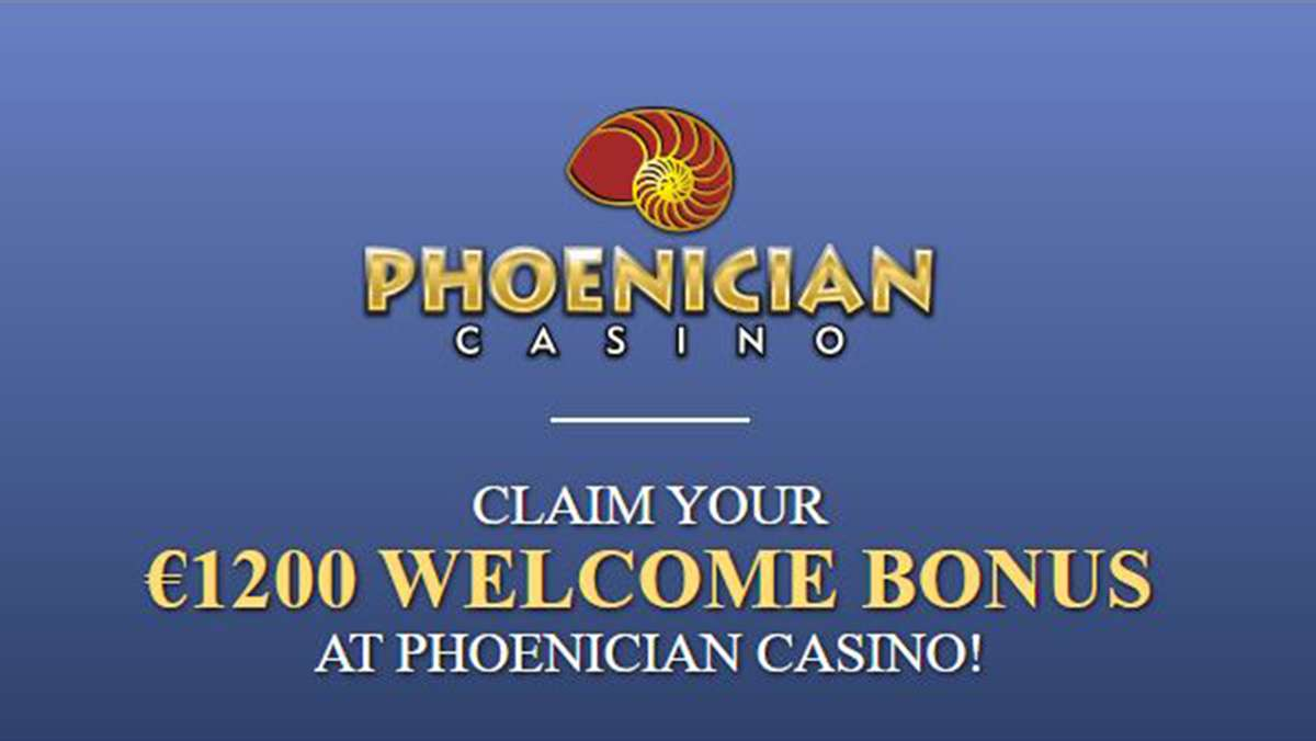 Claim your 1200 EUR Welcome Bonus at Phoenician Casino