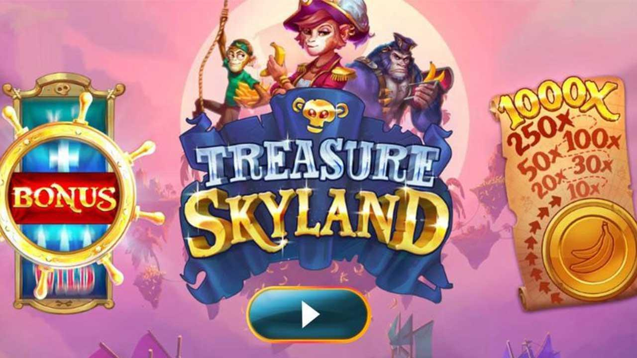 Play Treasure Skyland™: WIN €100! - view