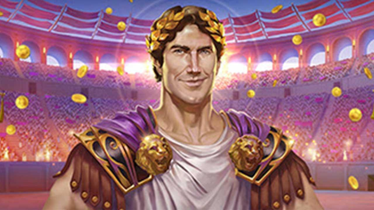 ENTER THE ARENA OF GOLD Tournament on PlayFrank - view