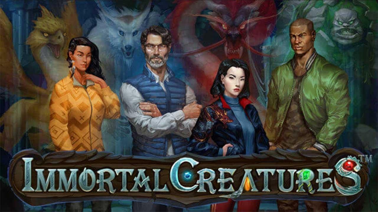 Play Immortal Creatures™: WIN 30 Free Spins - view