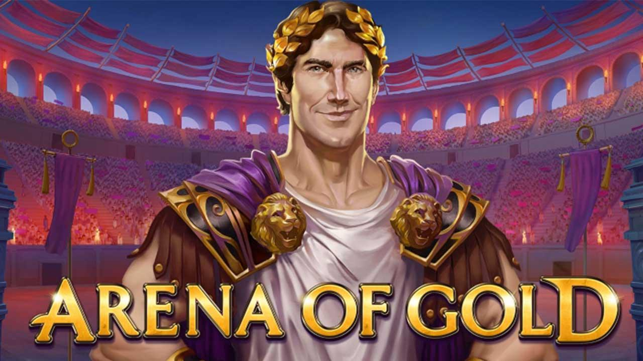 Play Arena of Gold: WIN A MYSTERY BONUS - view