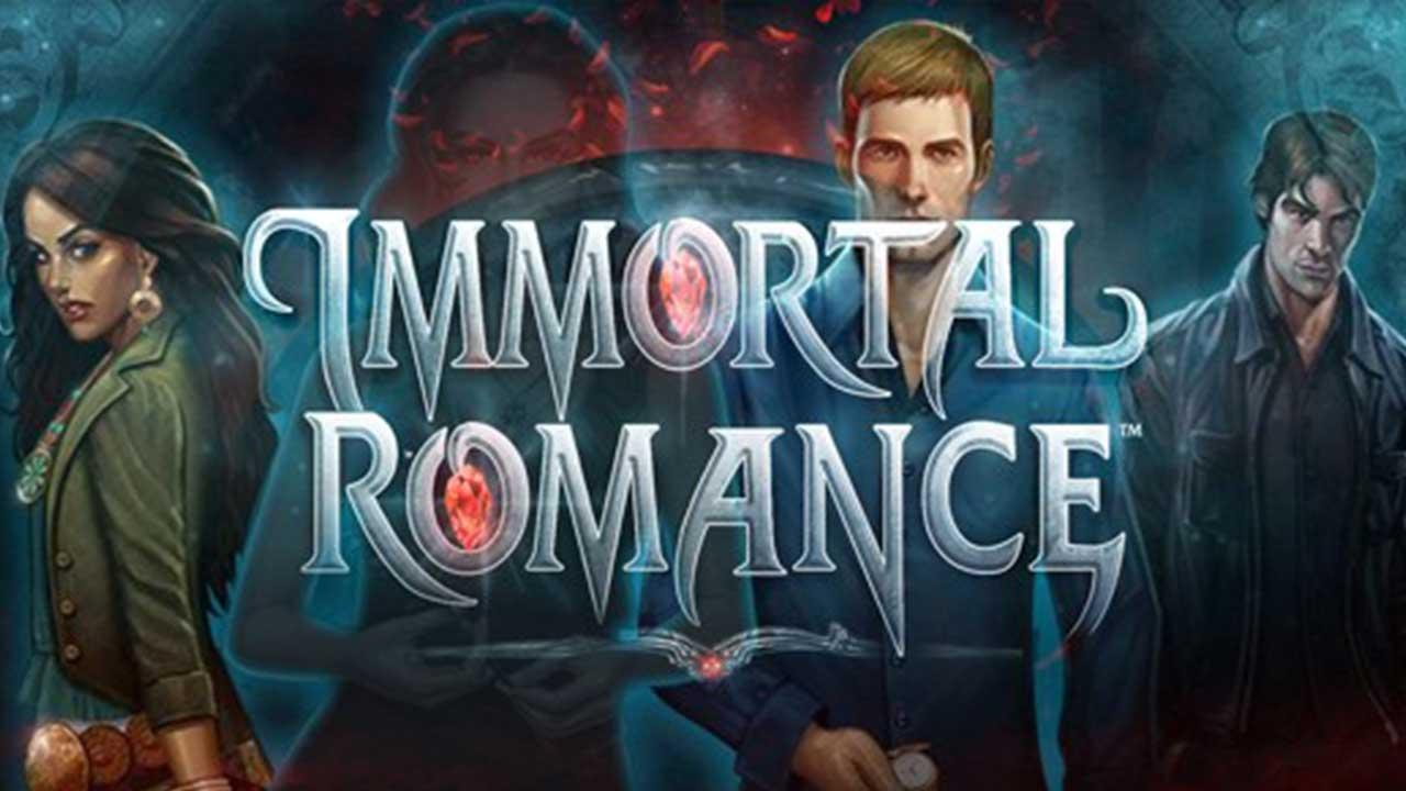 Play Immortal Romance™: WIN €100! - view