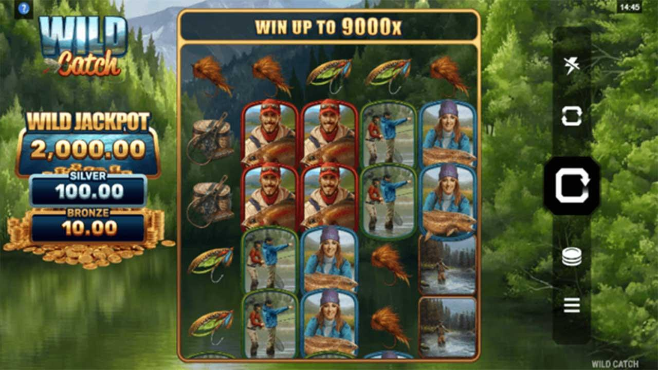 Play Wild Catch: Win 100 - view
