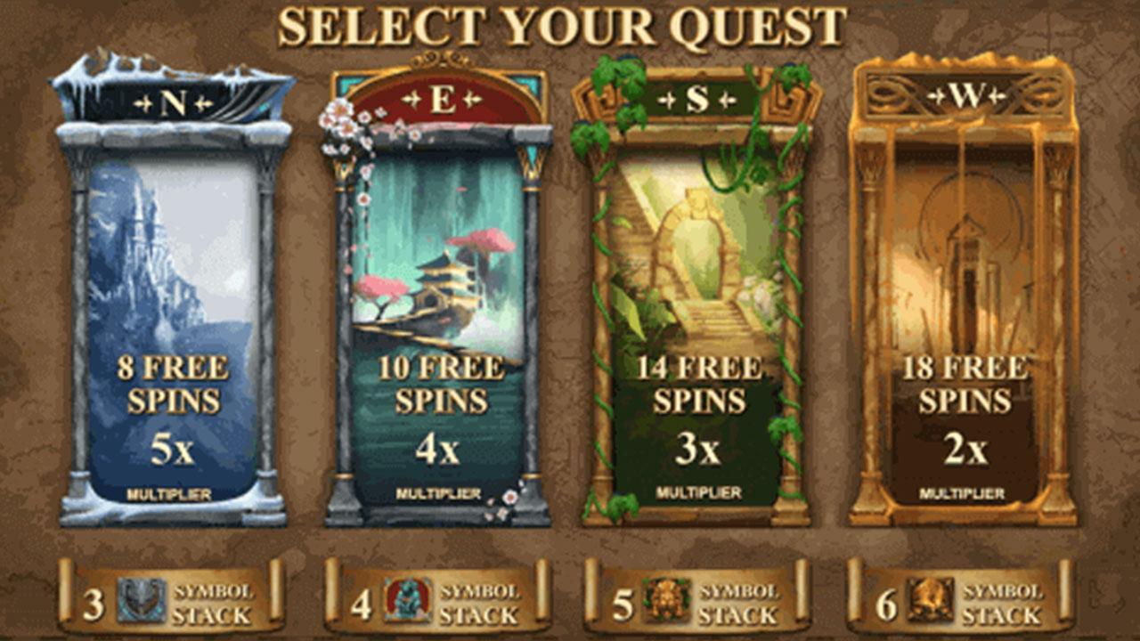 Play Casino Rewards Treasure Quest: WIN 100!
