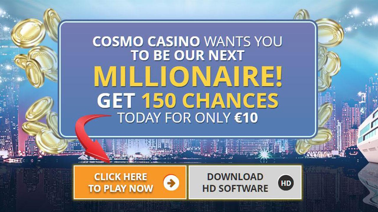 150 chances to try and become our next multimillionaire - view
