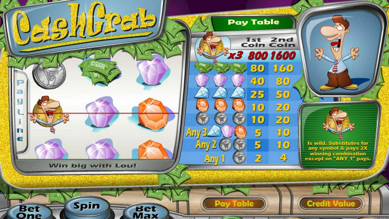 400% up to $100 + 50 spins on Cash Grab at Miami Club Casino