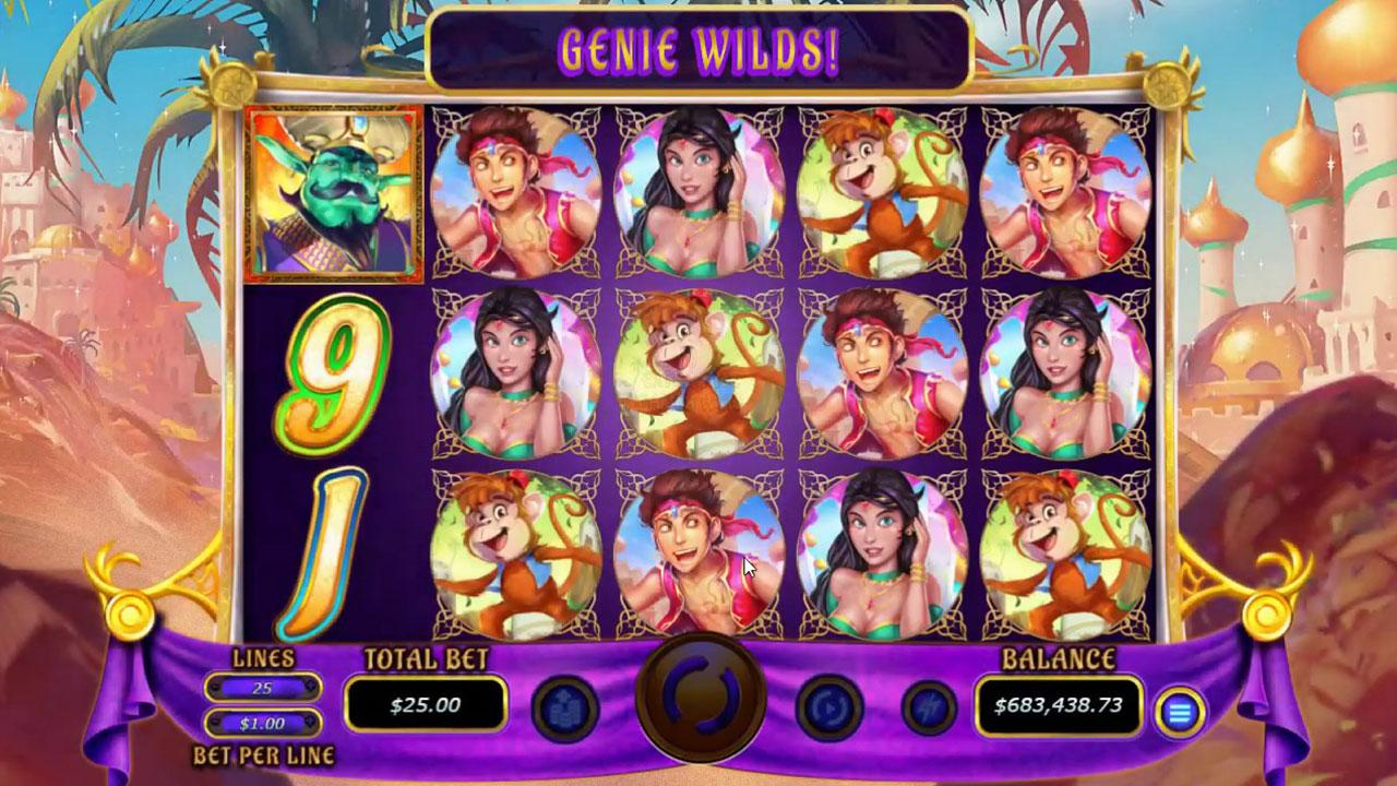 15 Free Spins on 5 Wishes at Fair Go Casino